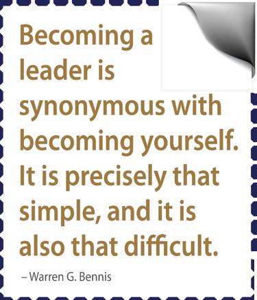 emerging leaders essay